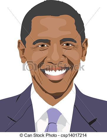 Barack obama clipart vector transparent stock 14+ Barack Obama Clipart   ClipartLook vector transparent stock