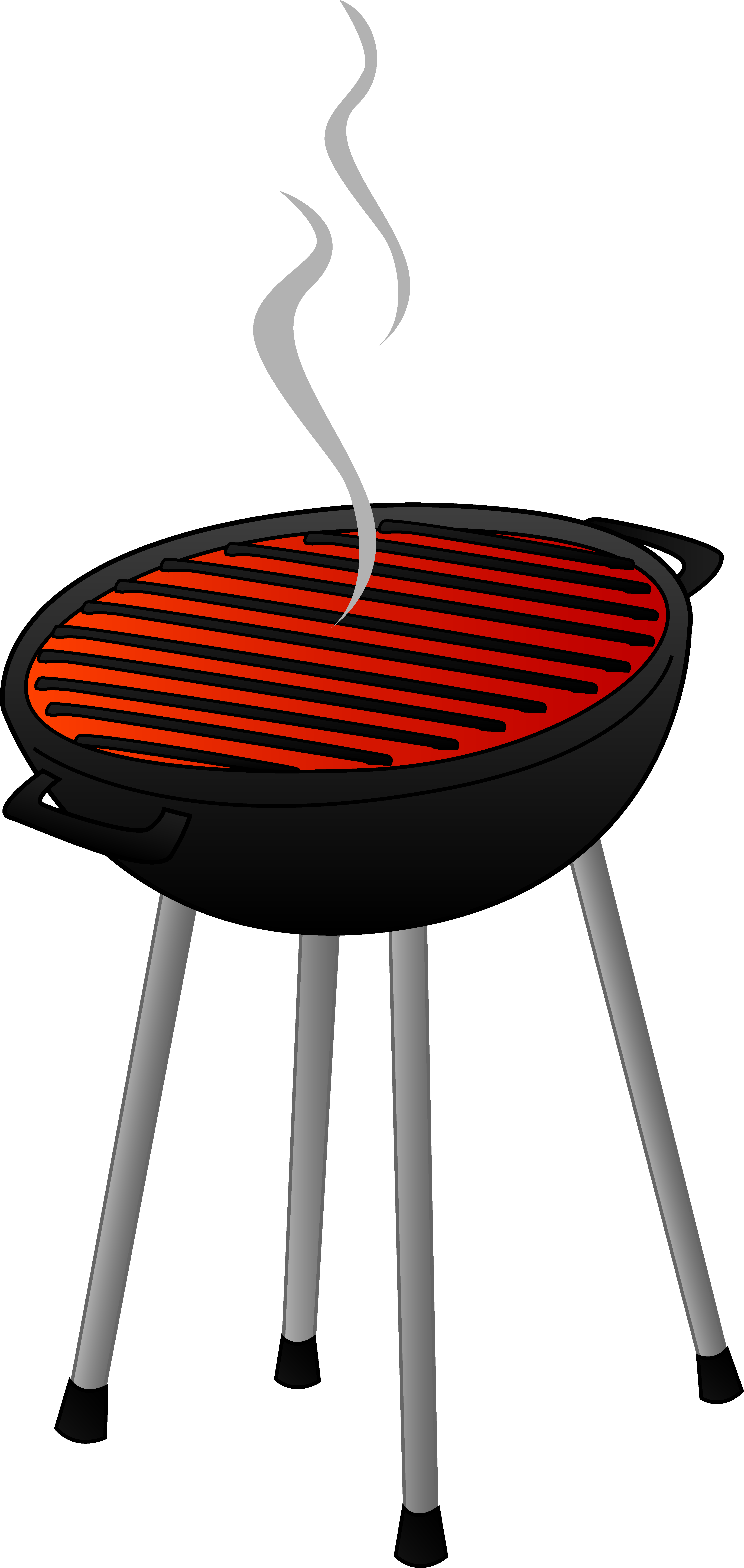 Free bbq grill clipart vector transparent Bbq Clip Art Image | Sewing - APLQ / How To.. / Clip Art | Grill ... vector transparent