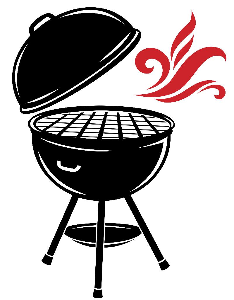 Clipart bbq grill clip black and white Free Smoker Grill Cliparts, Download Free Clip Art, Free Clip Art on ... clip black and white