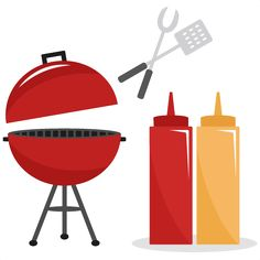 Barbecue cookout clipart clip art library stock Summer Cookout Clipart | Free download best Summer Cookout Clipart ... clip art library stock