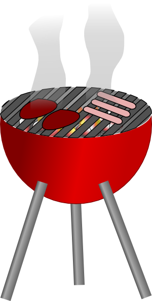 Grilled clipart