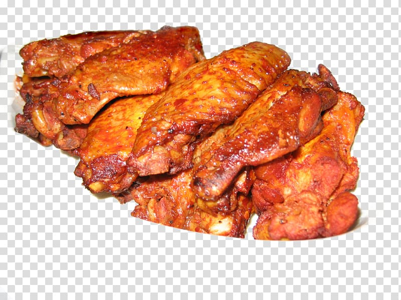 Barbecue wings clipart