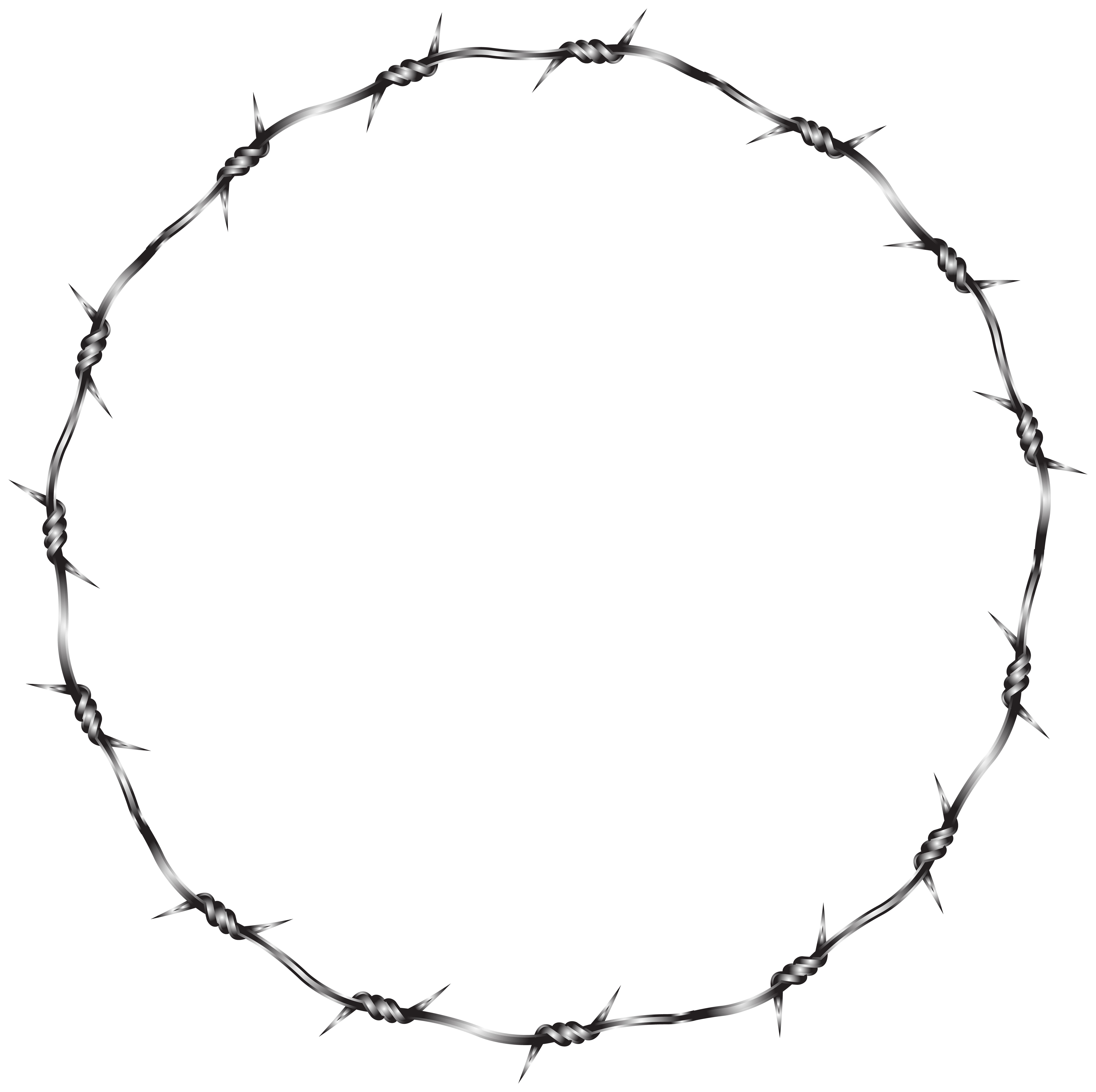 Cross with barb wire clipart transparent stock 28+ Collection of Barbed Wire Clipart Border | High quality, free ... transparent stock