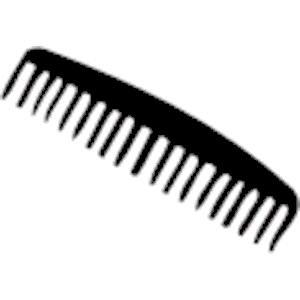 Barber comb clipart clipart royalty free download Free Barber Comb Png, Download Free Clip Art, Free Clip Art on ... clipart royalty free download