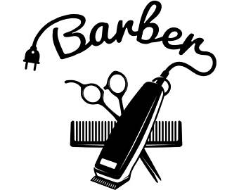 Clipart barber svg black and white download Barber Shop Pole Clipart | Free download best Barber Shop Pole ... svg black and white download