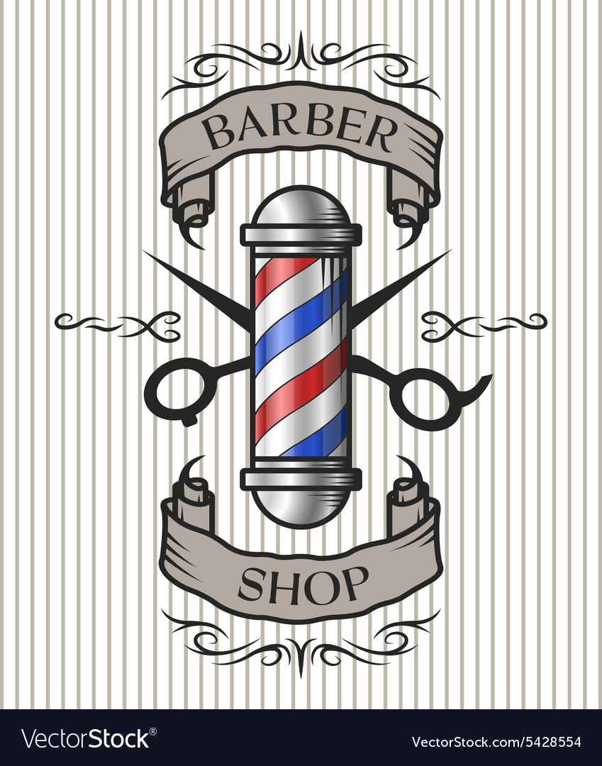 Barber shop clipart free