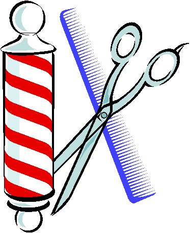 Barber shop clipart free jpg freeuse library Free Barber Cliparts, Download Free Clip Art, Free Clip Art on ... jpg freeuse library