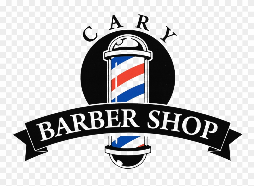 Barber shop logo vector clipart graphic black and white Barbershop Vector Lampu Graphic Transparent Download - Barber Shop ... graphic black and white