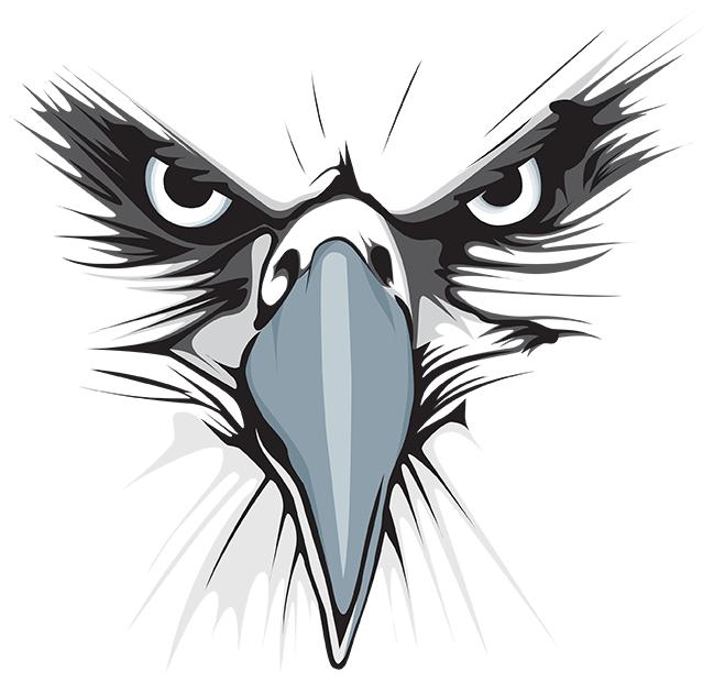 Barber shop wings crown clipart clip transparent library lakes eagles png logo | Desenho técnico | Pinterest | Logos, Eagle ... clip transparent library