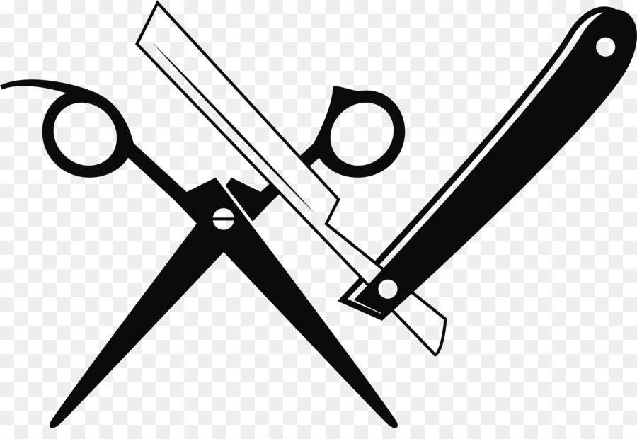Barbers clipper clipart image freeuse stock Hair Cartoon clipart - Barber, Hairdresser, Scissors, transparent ... image freeuse stock