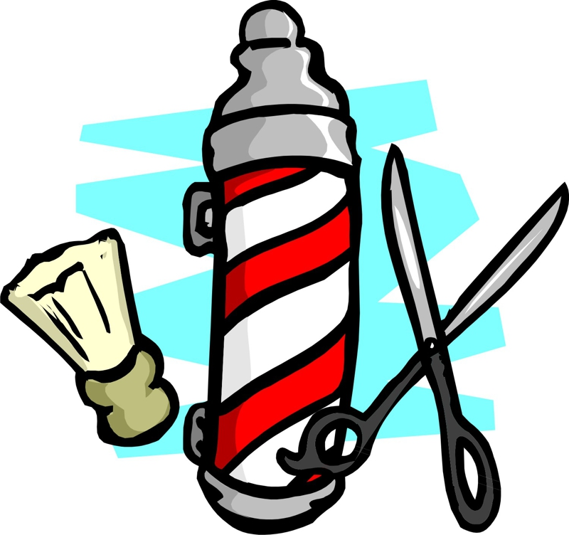 Barbershop clipart picture black and white download Free Barber Shop Pictures, Download Free Clip Art, Free Clip Art on ... picture black and white download