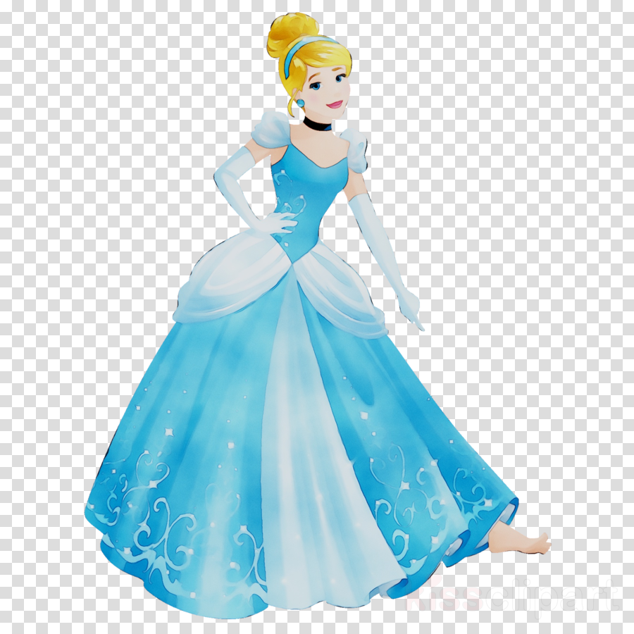 Barbie in aqua clipart picture freeuse stock Barbie Cartoon clipart - Doll, Dress, Barbie, transparent clip art picture freeuse stock