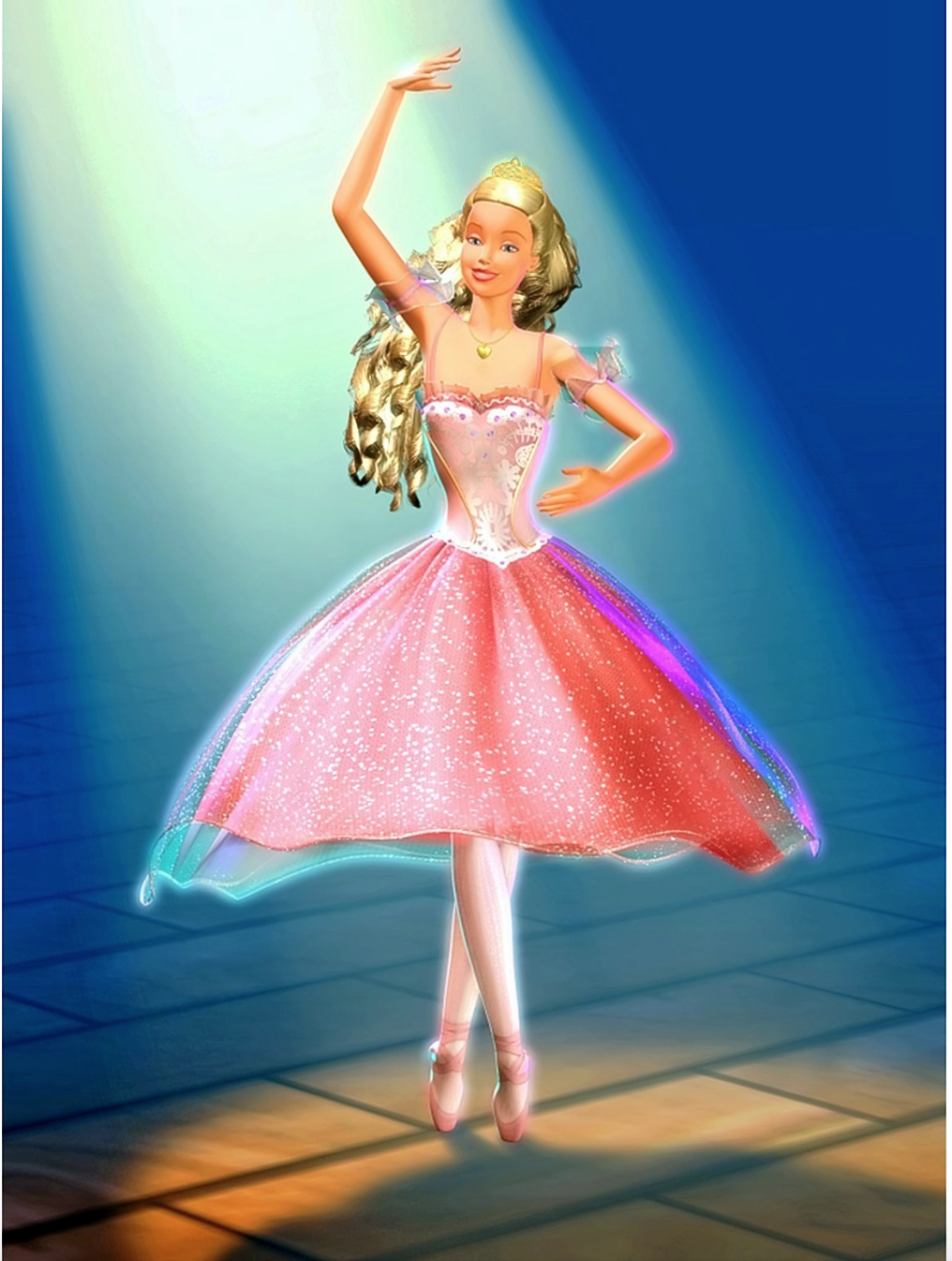 Barbie nutcracker movie images of the nutcracker clipart jpg black and white Clara as the Sugar Plum Princess from Barbie in the Nutcracker ... jpg black and white