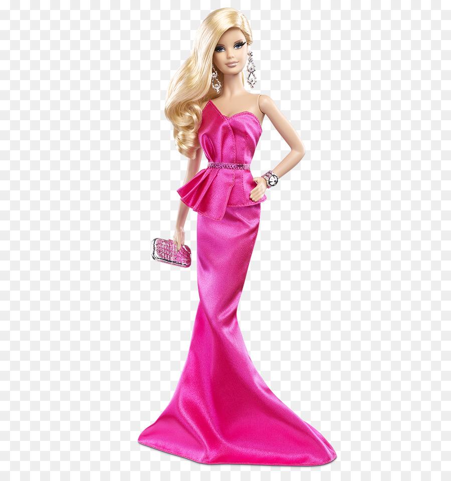 Barbie pink clipart png transparent download Barbie Background clipart - Barbie, Doll, Dress, transparent clip art png transparent download