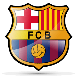 Barcelona clipart 512x512 image black and white download Dream League Soccer Barcelona Logo URL | Sports | Barcelona football ... image black and white download