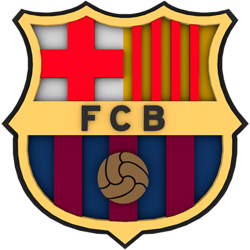 Barcelona logo clipart hd picture library library FC Barcelona PNG logo, FCB PNG logo free download picture library library