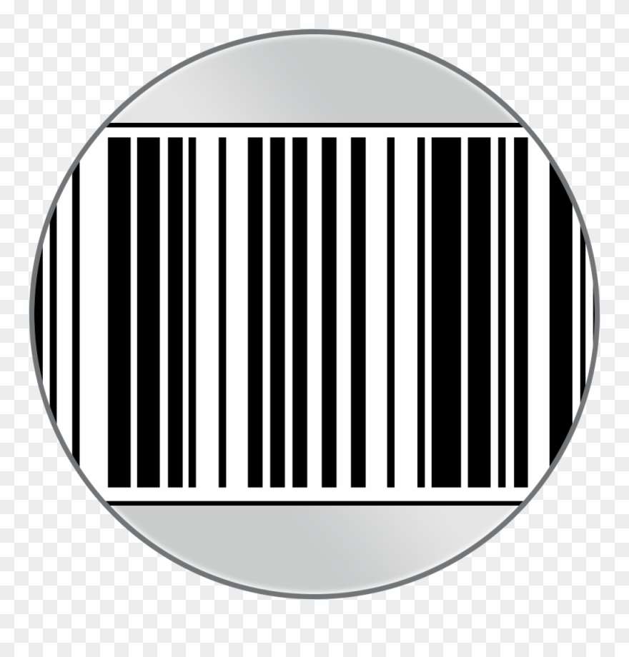 Barcode clipart hd graphic library stock Barcode - Circle Clipart (#176958) - PinClipart graphic library stock