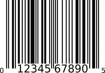 Barcode image clipart vector freeuse library Free Barcode Cliparts, Download Free Clip Art, Free Clip Art on ... vector freeuse library