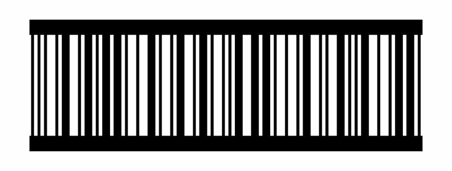 Barcode image clipart black and white Barcode White Png - White Bar Code Png Free PNG Images & Clipart ... black and white