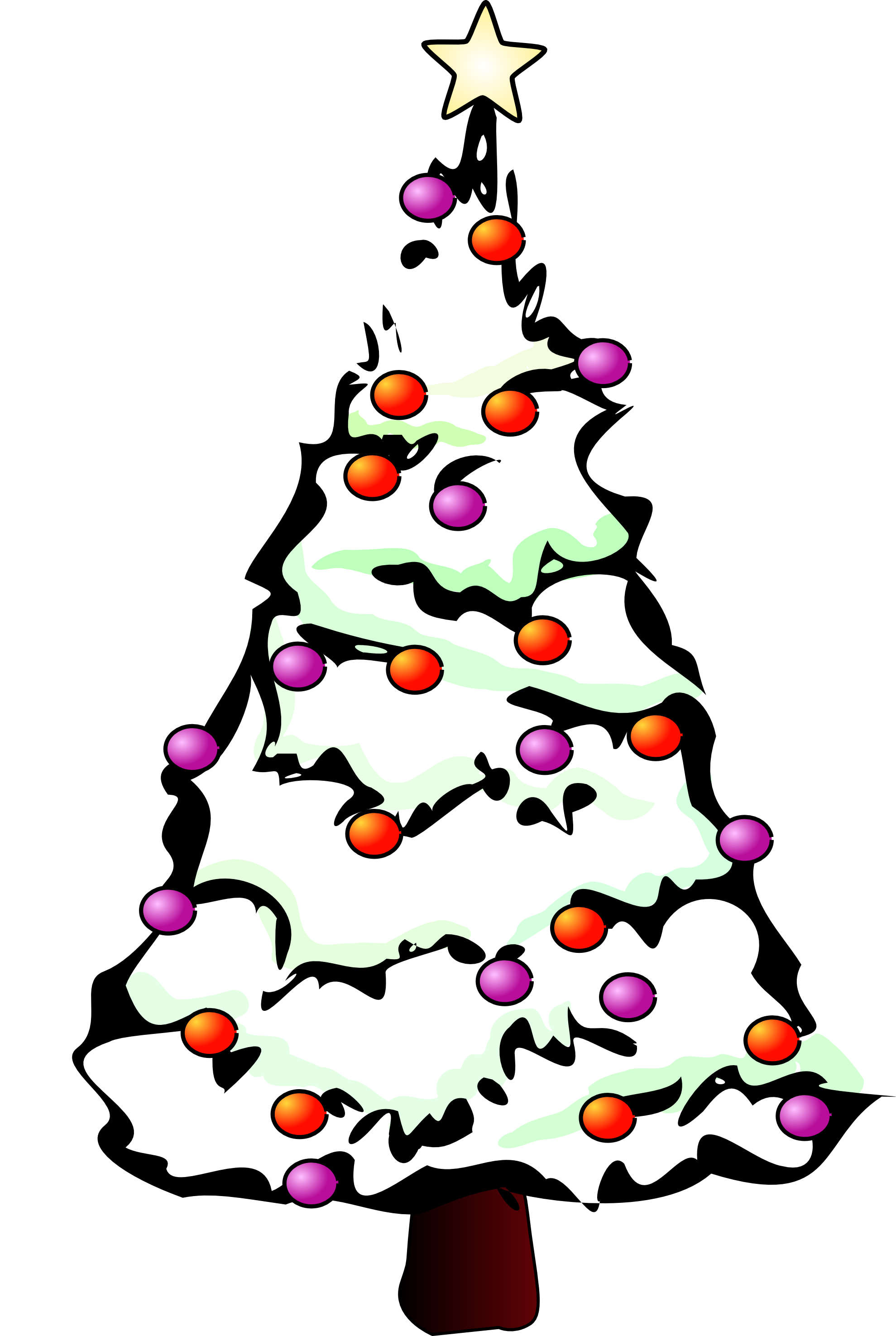 Christmas clipart religious picture library Trees Black And White Clipart | Free download best Trees Black And ... picture library