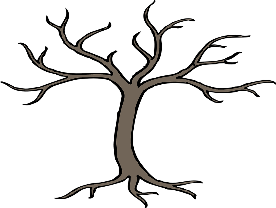 Dead flower clipart image royalty free library Bare Apple Tree PNG Transparent Bare Apple Tree.PNG Images. | PlusPNG image royalty free library