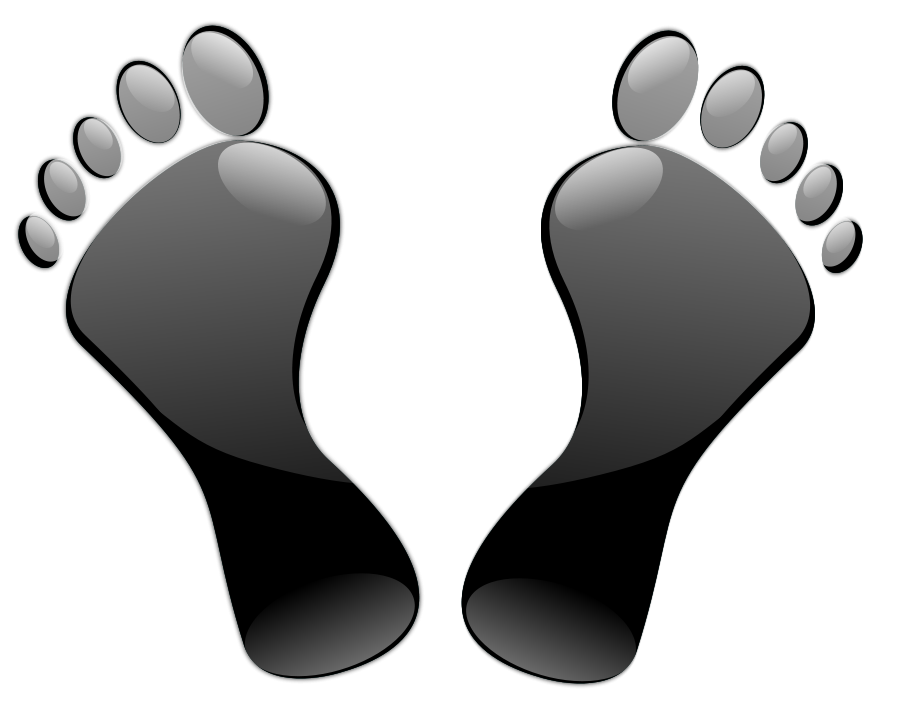 Bare feet on scale clipart svg free stock Free Feet Images, Download Free Clip Art, Free Clip Art on Clipart ... svg free stock