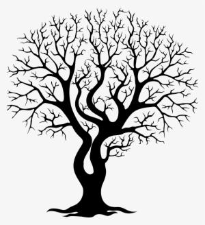 Bare oak tree clipart black and white black and white library Oak Tree PNG, Transparent Oak Tree PNG Image Free Download - PNGkey black and white library