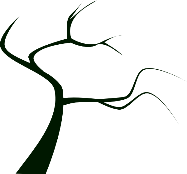 Stick tree clipart transparent library Clipart Tree Branch Silhouette at GetDrawings.com | Free for ... transparent library
