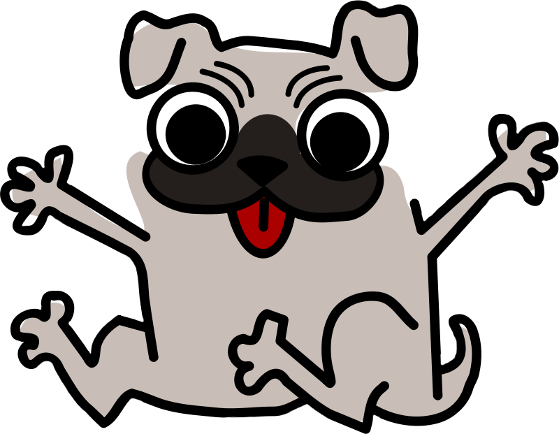 Dog clipart for kids png library stock Dog Cliparts Transparent - Cliparts Zone png library stock