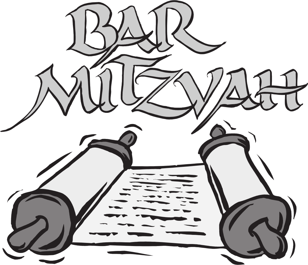 Barmitzvah clipart clipart black and white Bar Mitzvah Clip Art & Look At Clip Art Images - ClipartLook clipart black and white