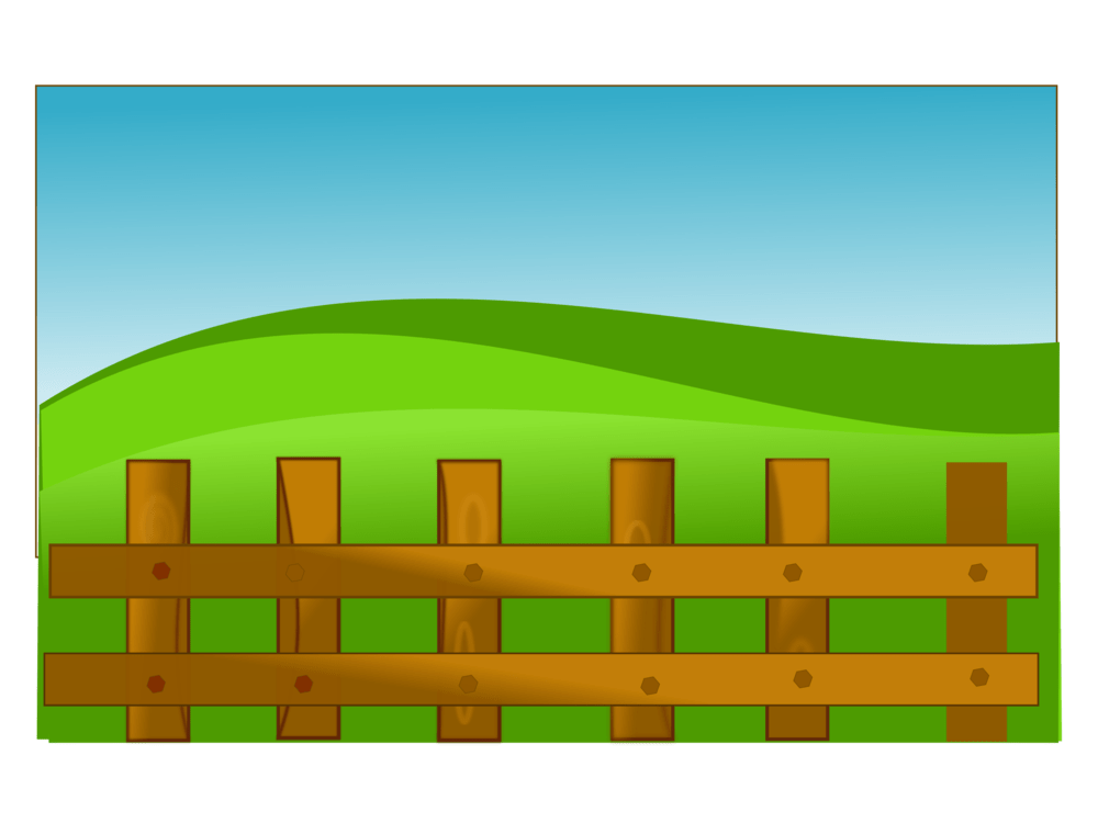 Barn and fence clipart clipart library stock Barn fence clipart 5 » Clipart Portal clipart library stock