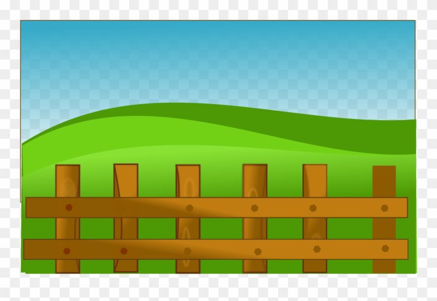 Barn fence clipart clip royalty free stock Fence Clipart Ranch Fence - Farmyard Barn Clipart - Png Download ... clip royalty free stock