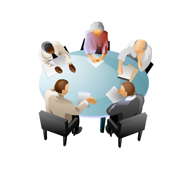 Barn meeting clipart clip free Business meeting clipart 3 - ClipartPost clip free