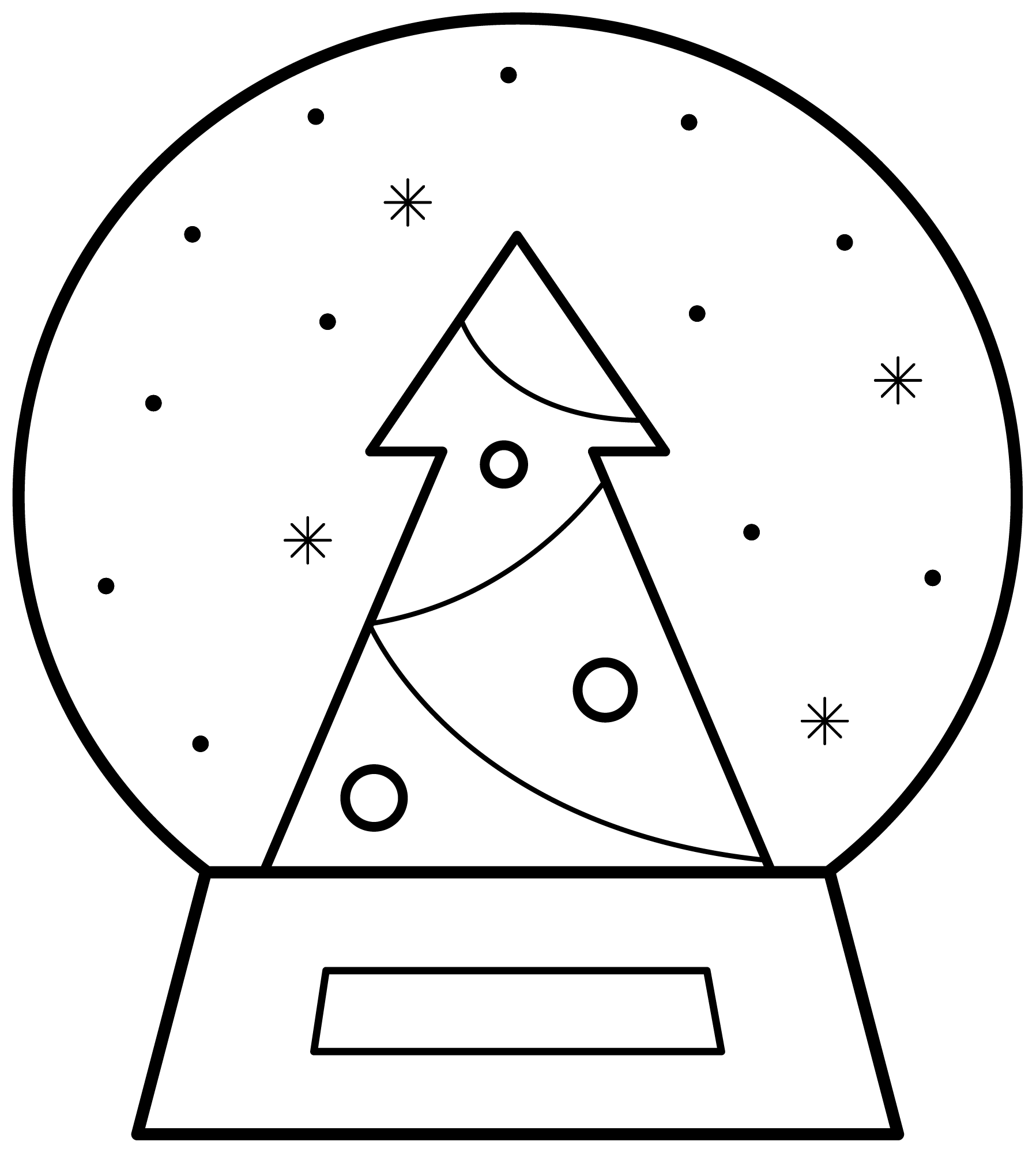 Barn snow globes clipart steps to draw clip art black and white stock Snow globe | My Digital Stamps | Snow globes, Digital stamps, Globe clip art black and white stock
