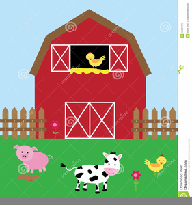 Barnyard clipart free banner transparent library Free Clipart Of Barnyard Animals | Free Images at Clker.com - vector ... banner transparent library