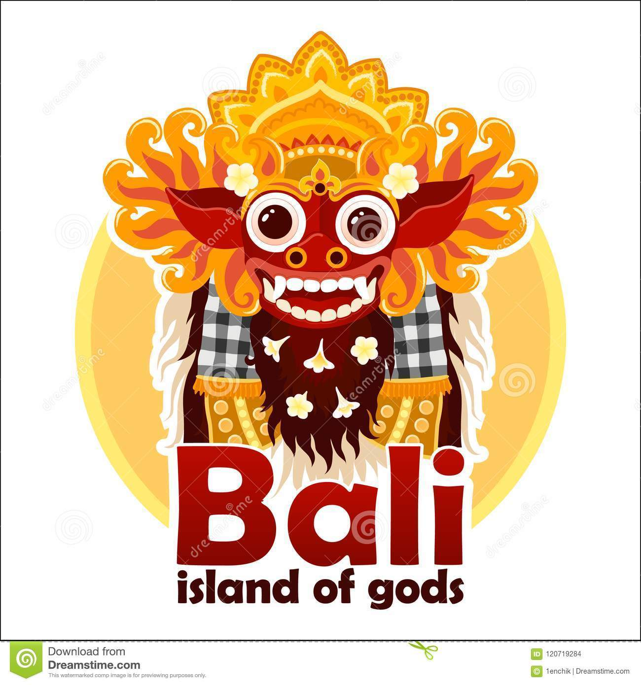 Barong bali clipart clip black and white download Barong bali clipart 4 » Clipart Portal clip black and white download