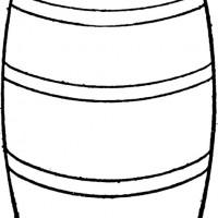 Barrel clipart black and white jpg royalty free download Barrel Clipart Black And White – 2.000.000 Cool Cliparts, Stock ... jpg royalty free download