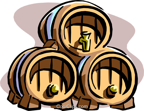 Barrel of ale clipart png royalty free library ale kegs Royalty Free Vector Clip Art illustration -cart1902 ... png royalty free library
