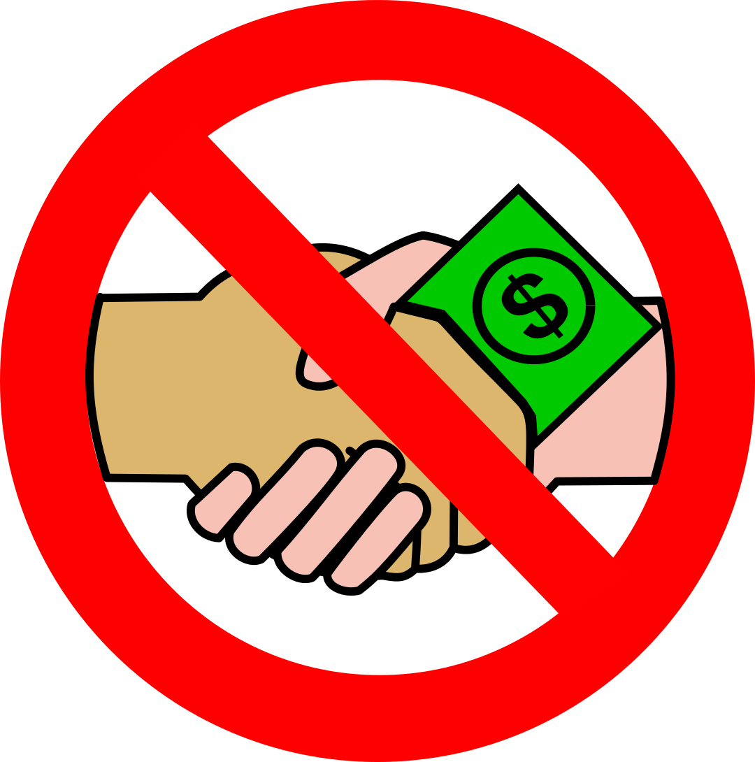 Hand with money in it clipart image freeuse File:A no money handshake.svg - Wikipedia image freeuse
