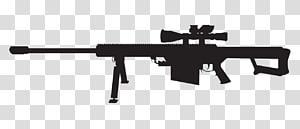 Barrett m82 clipart clip art black and white stock 338 Lapua Magnum .50 BMG Barrett M82 Barrett Firearms Manufacturing ... clip art black and white stock