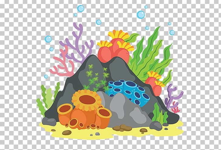 Barrier reef clipart