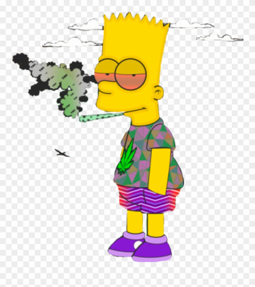 Bart simpson supreme clipart image free Memezasf Bart Supreme Simpsons Thesimpsons Bartsimpson - Bart ... image free