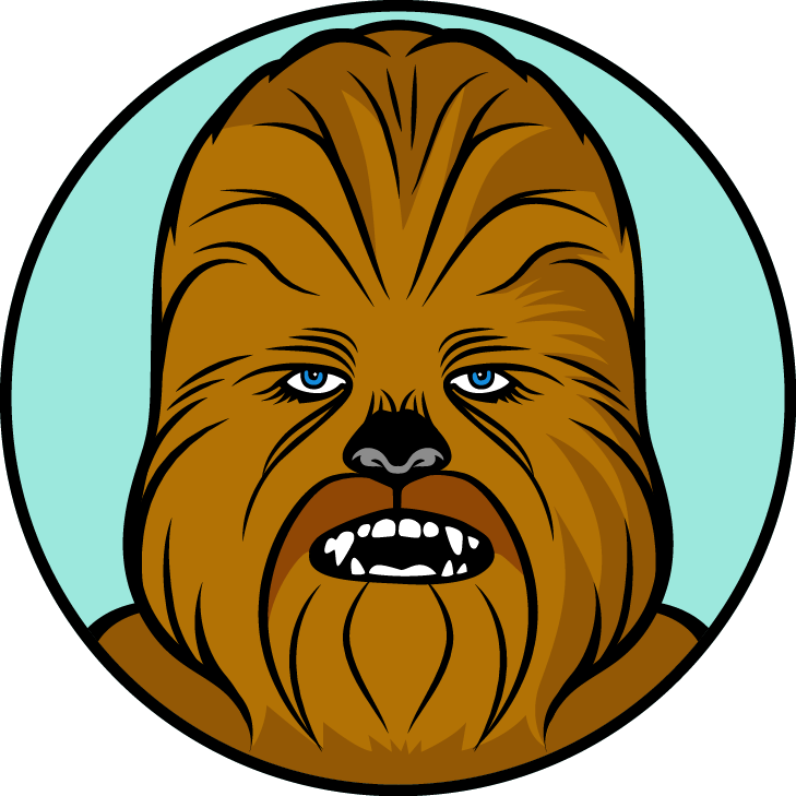 Free star wars chewie clipart image library stock Chewbacca Clipart at GetDrawings.com | Free for personal use ... image library stock