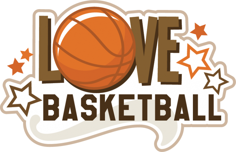 Youth basketball clipart clip black and white library Love Basketball SVG scrapbook title basketball svg scrapbook file ... clip black and white library