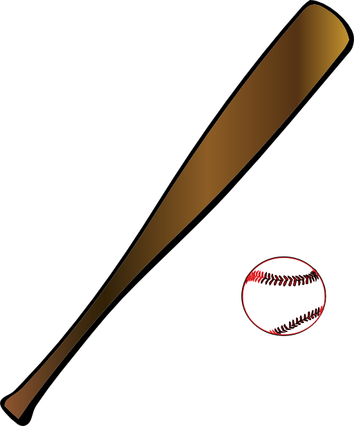 Baseball bat and ball clipart banner royalty free library Baseball Sport Clipart | i2Clipart - Royalty Free Public Domain Clipart banner royalty free library