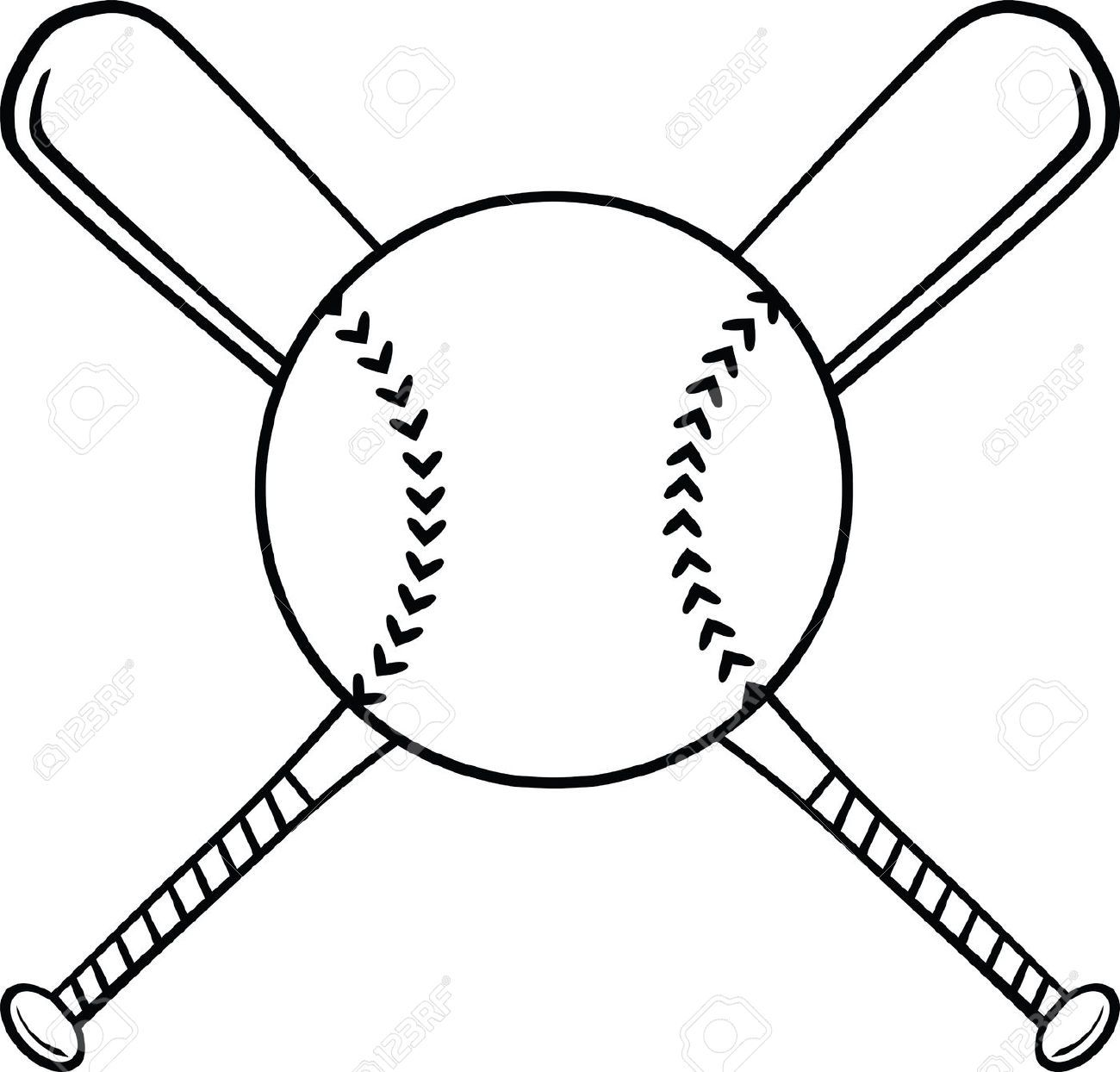 Baseball ball clipart black and white free clip art freeuse Softball ball and bat clipart - ClipartFox | Silhouette | Baseball ... clip art freeuse