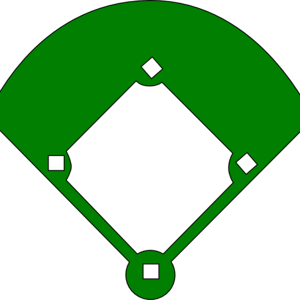 Clipart baseball diamond png library library Baseball Diamond Clipart rose clipart hatenylo.com png library library