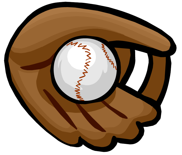 Clipart of baseball glove clip library library Image - Baseball Glove clothing icon ID 717.png | Club Penguin Wiki ... clip library library