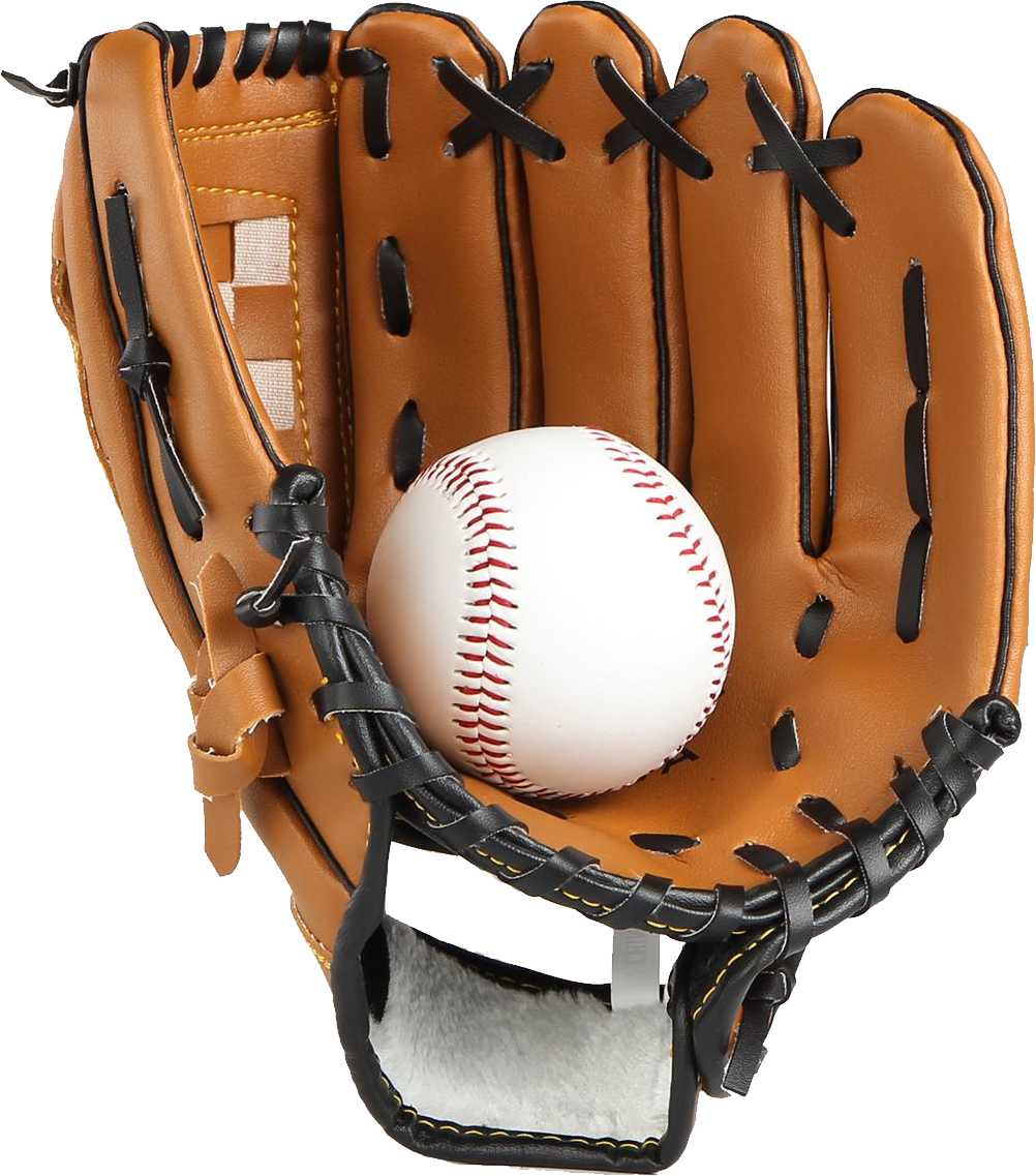 Baseball mit clipart svg black and white stock Baseball Gloves PNG Image - PurePNG | Free transparent CC0 PNG Image ... svg black and white stock