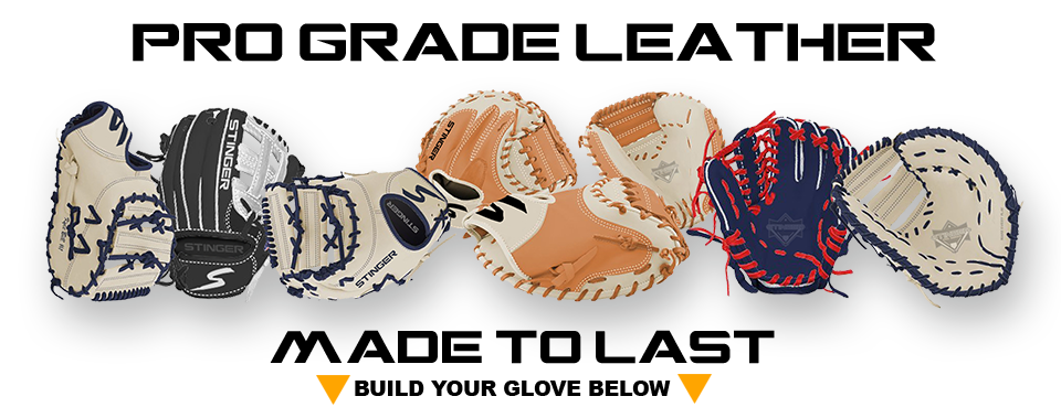Baseball and glove clipart clip download Custom Premium Leather Baseball and Softball Fielding Gloves ... clip download